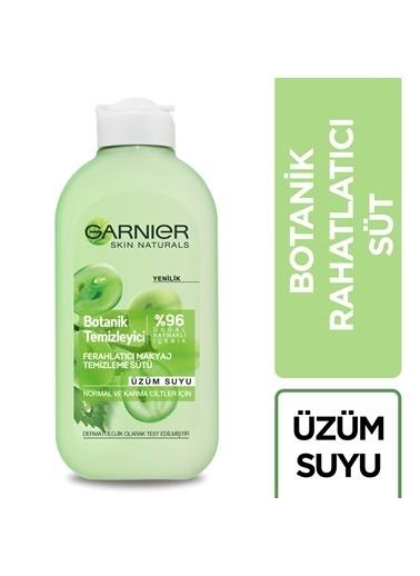 Garnier Botanik Ferahlatıcı Makyaj Temizleme Sütü Renksiz